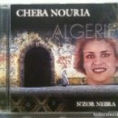 CDs de Música: CHABA NOURIA - N´ZOR NEBRA - CD FRANCES 1999 - CULTURE PRESS. Lote 160563242