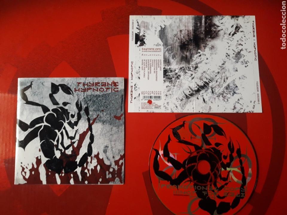 THYRANE - CD ALBUM PROMOCIONAL HYPNOTIC (BLACK METAL INDUSTRIAL 2003 ) (Música - CD's Heavy Metal)