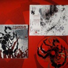CDs de Música: THYRANE - CD ALBUM PROMOCIONAL HYPNOTIC (BLACK METAL INDUSTRIAL 2003 ). Lote 160563749