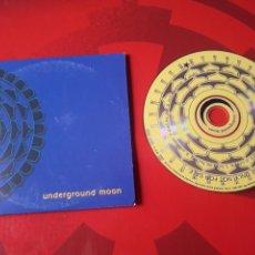 CDs de Música: UNDERGROUND MOON - CD ALBUM PROMOCIONAL (INDUSTRIAL NU METAL 2002 ). Lote 160566580