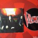 CDs de Música: VASARIA - CD ALBUM PROMOCIONAL VASARIA (GOTH ROCK HEAVY METAL). Lote 160569304