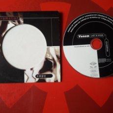 CDs de Música: VENOM - CD ALBUM PROMOCIONAL CAST IN STONE (THRASH BLACK METAL 1997 ). Lote 160570680
