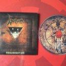 CDs de Música: VENOM - CD ALBUM PROMOCIONAL RESURRECTION (BLACK METAL THRASH 2000 ). Lote 160570980