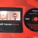CDs de Música: WILL HAVEN - CD ALBUM PROMOCIONAL WHVN (THRASH HARDCORE 1999 ). Lote 160571396