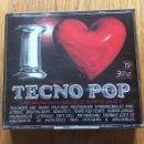 CDs de Música: I LOVE TECNO POP 3CDS. Lote 160584530