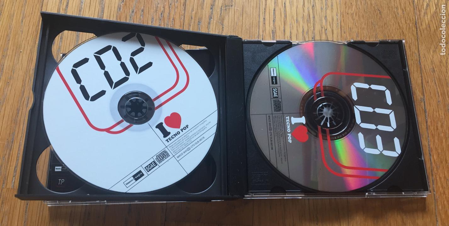 CDs de Música: I LOVE TECNO POP 3cds - Foto 3 - 160584530
