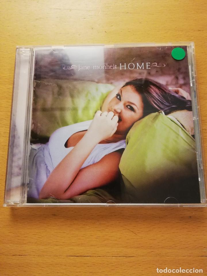 JANE MONHEIT. HOME (CD) (Música - CD's Jazz, Blues, Soul y Gospel)
