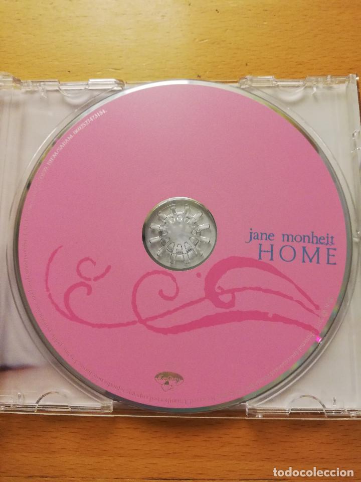 CDs de Música: JANE MONHEIT. HOME (CD) - Foto 2 - 160590682