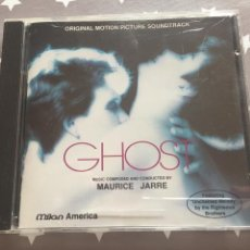 CDs de Música: GHOST, MAURICE JARRE. Lote 160597218