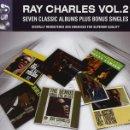 CDs de Música: RAY CHARLES SEVEN CLASSIC ALBUMS PLUS VOL 2 PRECINTADA. Lote 160604298