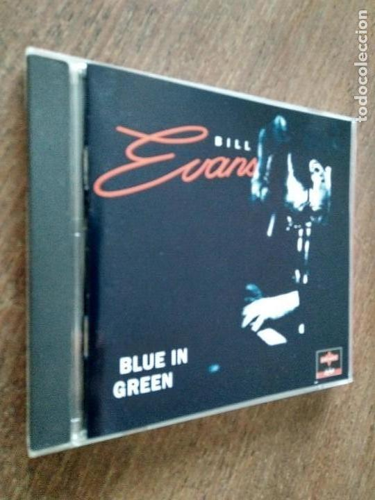 CD BILL EVANS BLUE IN GREEN (Música - CD's Jazz, Blues, Soul y Gospel)