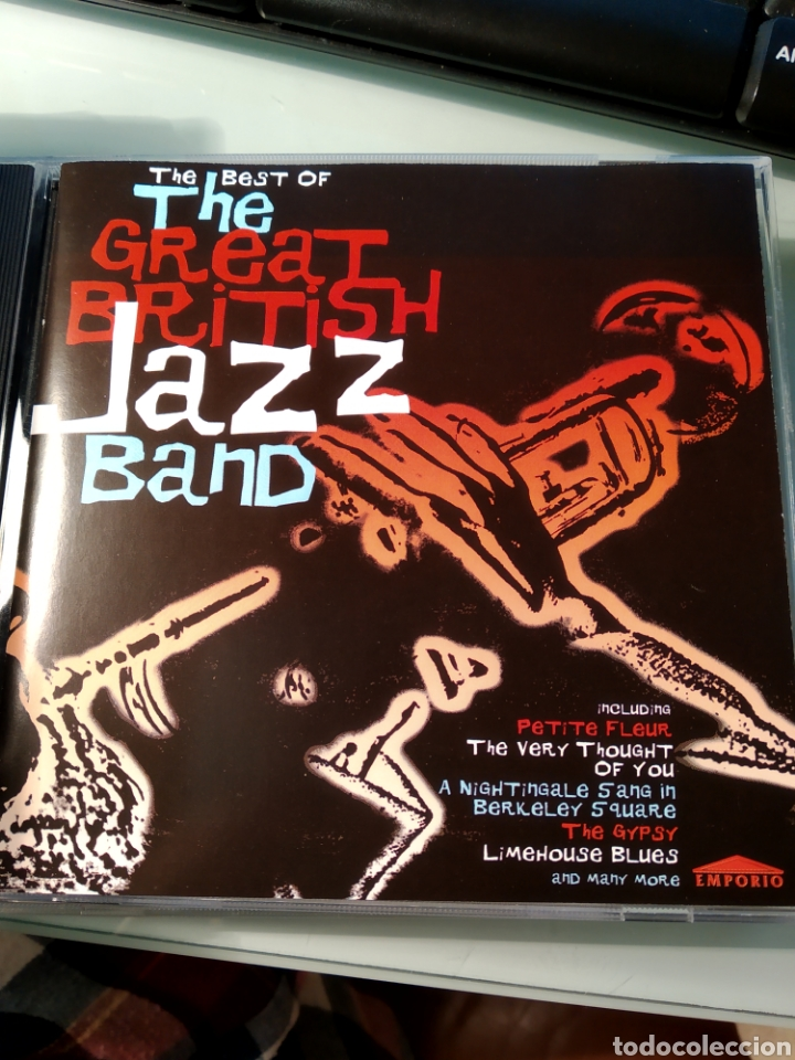 THE GREAT BRITISH JAZZ BAND – THE BEST OF THE GREAT BRITISH JAZZ BAND (Música - CD's Jazz, Blues, Soul y Gospel)