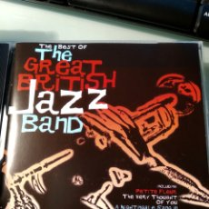 CDs de Música - The Great British Jazz Band – The Best Of The Great British Jazz Band - 160641106