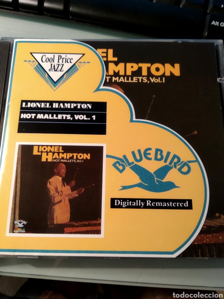 LIONEL HAMPTON – HOT MALLETS, VOL.1 (Música - CD's Jazz, Blues, Soul y Gospel)