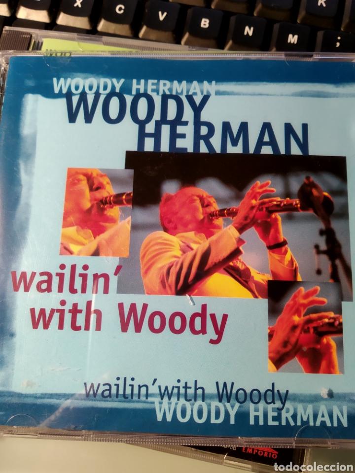 WOODY HERMAN – WAILIN' WITH WOODY (Música - CD's Jazz, Blues, Soul y Gospel)
