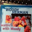 CDs de Música: WOODY HERMAN – WAILIN' WITH WOODY. Lote 160641314