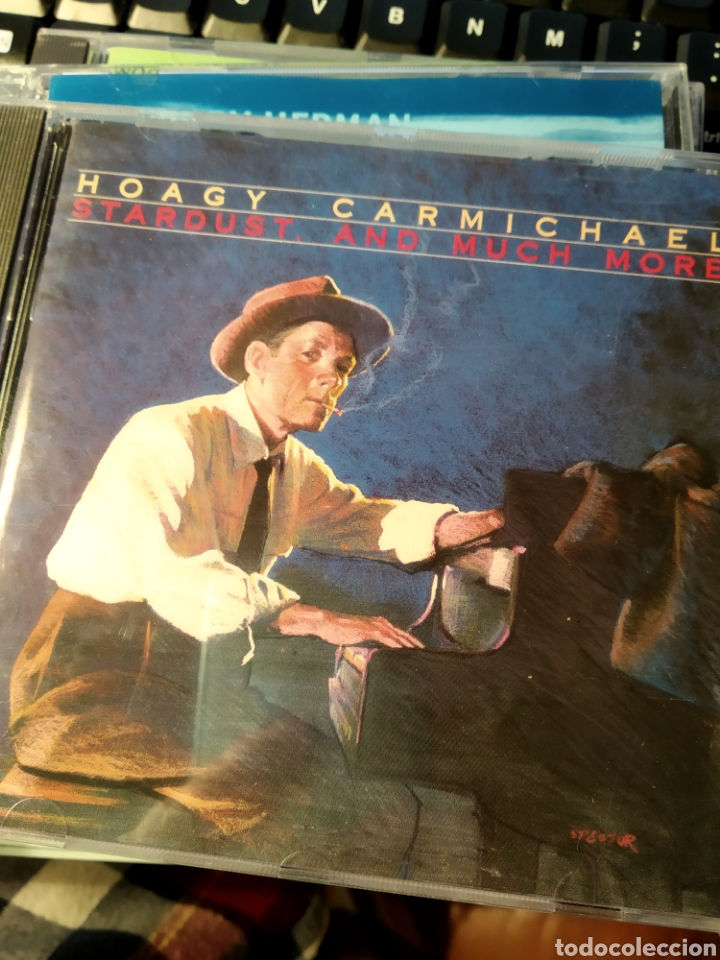 HOAGY CARMICHAEL ‎– STARDUST, AND MUCH MORE (Música - CD's Jazz, Blues, Soul y Gospel)