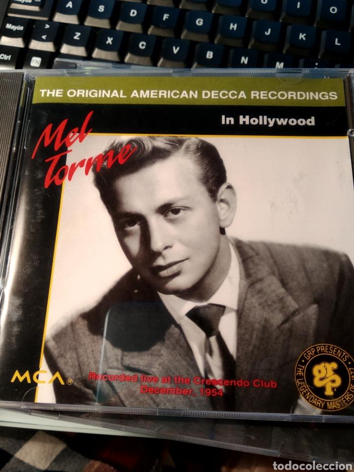 MEL TORMÉ – MEL TORMÉ IN HOLLYWOOD (Música - CD's Jazz, Blues, Soul y Gospel)