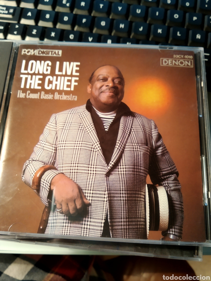 THE COUNT BASIE ORCHESTRA ‎– LONG LIVE THE CHIEF LABEL: (Música - CD's Jazz, Blues, Soul y Gospel)
