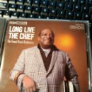 CDs de Música: THE COUNT BASIE ORCHESTRA – LONG LIVE THE CHIEF LABEL:. Lote 160641642