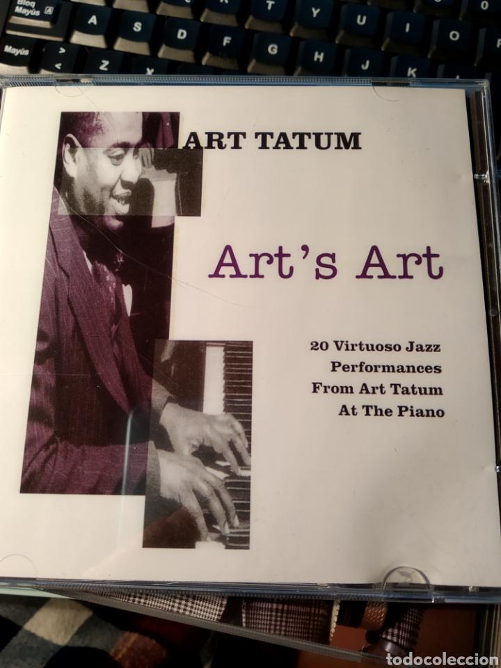 ART TATUM – ART'S ART (Música - CD's Jazz, Blues, Soul y Gospel)