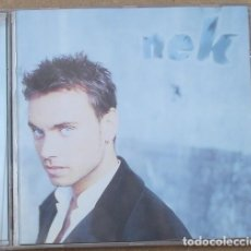 CDs de Música: NEK - NEK (CD) 1997 - 11 TEMAS. Lote 160641810