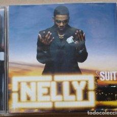 CDs de Música: NELLY - SUIT (CD) 2004 - 11 TEMAS - POSTER DESPLEGABLE. Lote 160642918