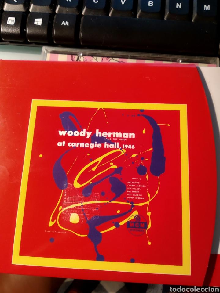 WOODY HERMAN (AND THE HERD) – AT CARNEGIE HALL, 1946 (Música - CD's Jazz, Blues, Soul y Gospel)