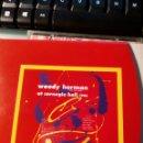 CDs de Música: WOODY HERMAN (AND THE HERD) – AT CARNEGIE HALL, 1946. Lote 160643262