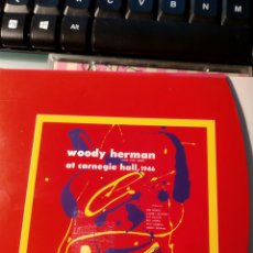 CDs de Música: WOODY HERMAN (AND THE HERD) ‎– AT CARNEGIE HALL, 1946. Lote 160643262