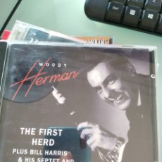 Music CDs - Woody Herman ‎– The First Herd - 160653186