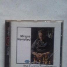 CDs de Música: CHARLES MINGUS MINGUS REVISITED. Lote 160653710