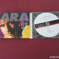 CDs de Música: LLUIS LLACH ARA CD DOBLE . Lote 160657790