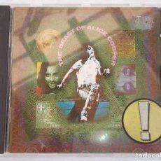 CDs de Música: ALICE COOPER ( THE BEST OF ALICE COOPER ) . Lote 160685098