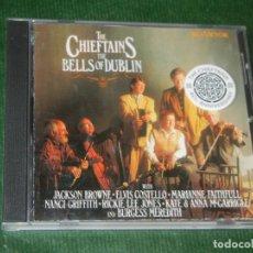 CDs de Música: THE CHIEFTAINS - THE BELLS OF DUBLIN 1991. Lote 160695742