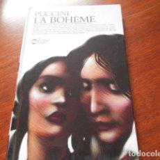 CDs de Música: PUCCINI LA BOHEME. EL PAIS 2CD. Lote 160696858