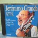 CDs de Música: JERONIMO GRANDA 20 GRANDES EXITOS CD ALBUM ASTURIAS . Lote 160697050