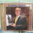 CDs de Música: CARLOS JEAN NO TE OLVIDAMOS CD ALBUM ASTURIAS CONCURSO Y MUESTRA DE FOLKLORE . Lote 160697702
