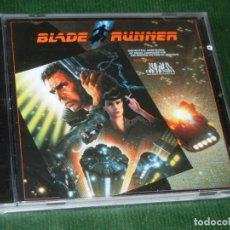 CDs de Música: BLADE RUNNER. BSO. VANGELIS - ADAPTACIÓN DE THE NEW AMERICAN ORCHESTRA. 1982. Lote 160697982