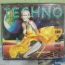 CDs de Música: TECHNO TODO 23 CANCIONES 2 CD ALBUM 1992 CBS SONY COMO NUEVO¡¡. Lote 160700614
