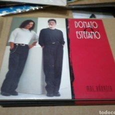 CDs de Música: DONATO & ESTÉFANO CD + CASETE MAR ADENTRO 1995. Lote 160704860