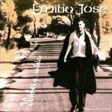 CDs de Música: EMILIO JOSÉ - 20 AÑOS Y... UN BOLERO - CD ALBUM - 12 TRACKS - EDITA: RTVE - AÑO 1994. Lote 163315153