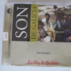 CDs de Música: CD LOS TAMARA - COLECCIÓN LA VOZ DE GALICIA. Lote 160738710