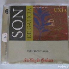 CDs de Música: SON DE GALICIA UXIA. Lote 160738986