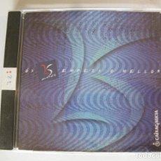 CDs de Música: *CD-OS 25 AÑOS EMPEZA O MELLOR-CAIXAGALICIA-11 TEMAS-BMG. Lote 160739158