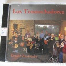 CDs de Música: LOS TRASNOCHADORES - DESDE ANDRADE - CD. Lote 160739302