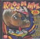CDs de Música: KILOS DE MIX DOBLE CD 1995 DIVUCSA. Lote 160744326