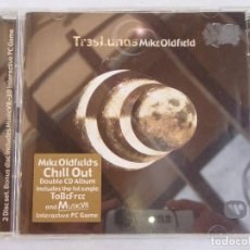 CDs de Música: MIKE OLDFIELD'S ( TR3S LUNAS ) 2002 - GERMANY CD + CD-ROOM. Lote 160795834