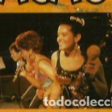 CDs de Música: CD ORQUESTA FEMENINA ANACAONA : ¡AY! ( INCLUYE LAGRIMAS NEGRAS, DE MIGUEL MATAMOROS). Lote 160801414