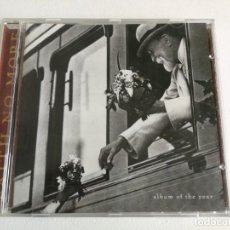CDs de Música: FAITH NO MORE - ALBUM OF THE YEAR (1997). Lote 160805742